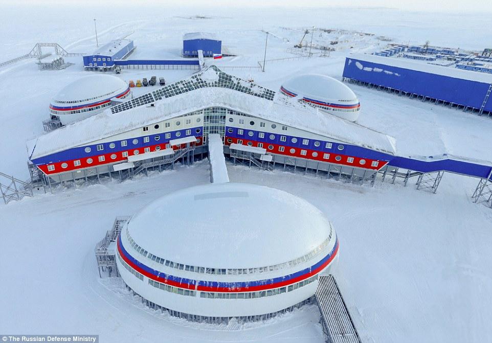 Russian Base