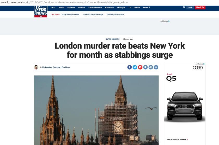 London Murder