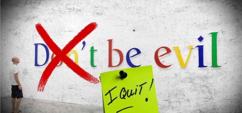Google Employee Quit