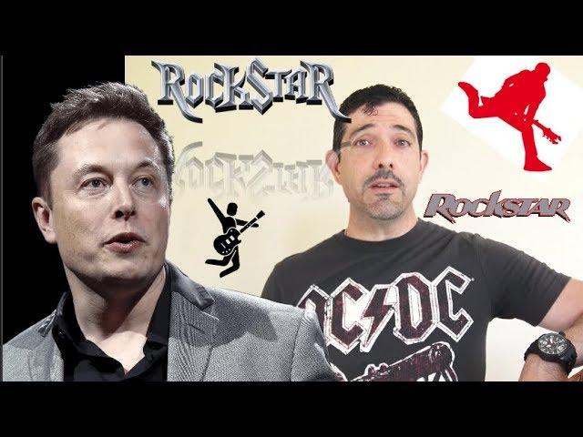 Justus Elon Rock Star