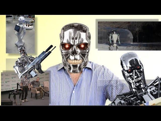 Justus Killer Robots