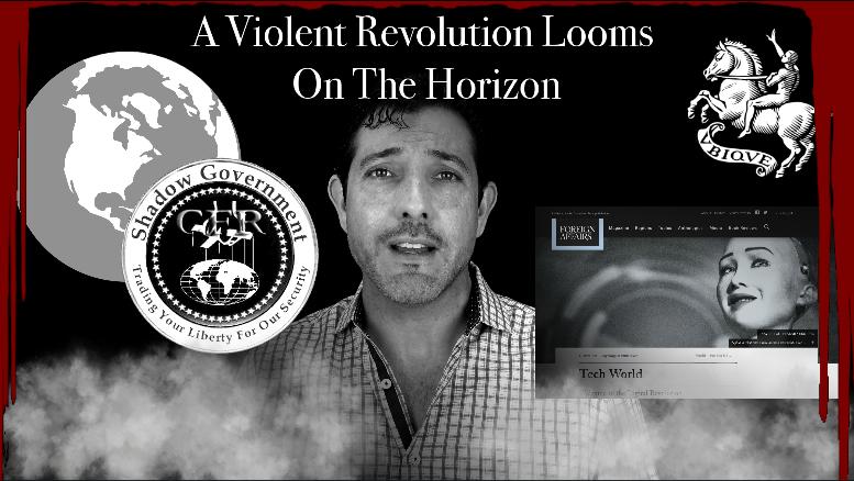 A Violent Revolution Looms on the Horizon – CFR Outlines Dark Elite Agenda