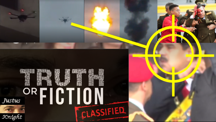 Drone Assassination Attempt Footage (Video) Leads to This Immediate U.S. Response!