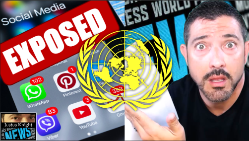 MASTERPLAN EXPOSED! THIS Social Media ACTIVITY Now VIOLATES INTERNATIONAL LAW!  Did YOU Just DO IT!?  – Justus Knight News